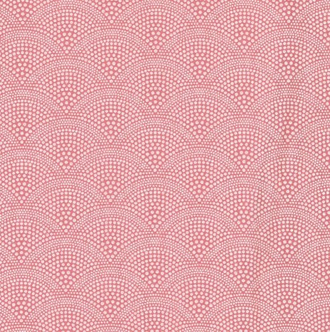 Oilcloth – Alba Living Coral