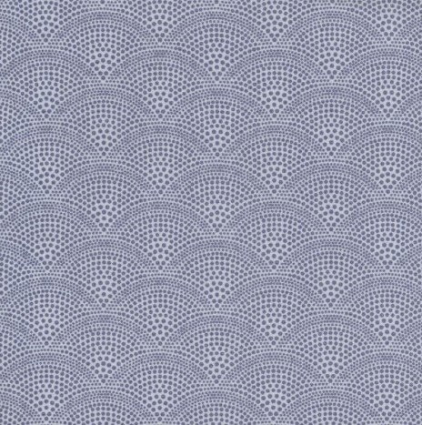 Oilcloth – Alba Stone Blue