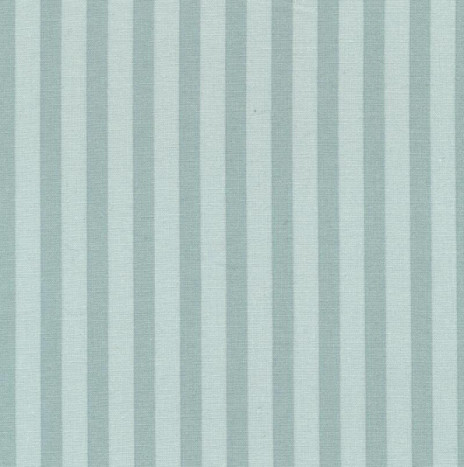 Oilcloth – Stripe Big Ice Green / Turquoise