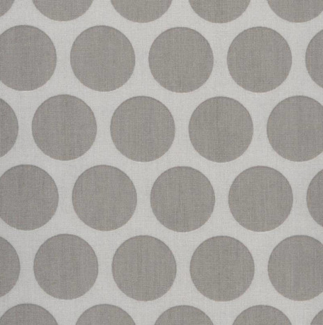 Oilcloth – Super Dot Grey / Light Grey