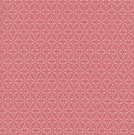 Oilcloth – Sakura Living Coral