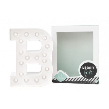Marquee Love Letter Led B