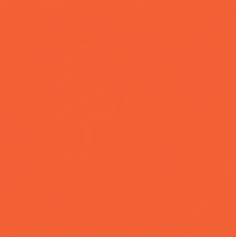 Solid Fabric – Hot Orange