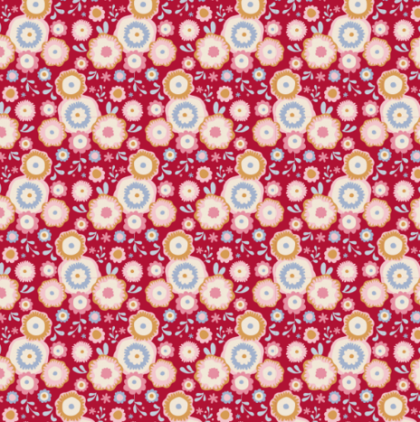Candyflower Red  – Candy Bloom by Tilda