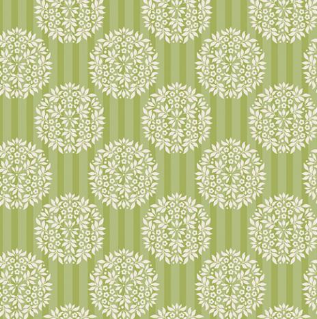 Flower Ball Olive – Apple Bloom by Tilda
