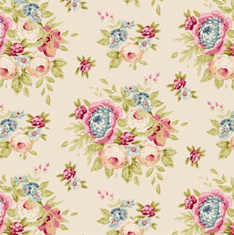 Garden Flower Dove White – Spring Diaries by Tilda