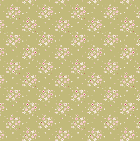 Jean Olive – Apple Bloom by Tilda