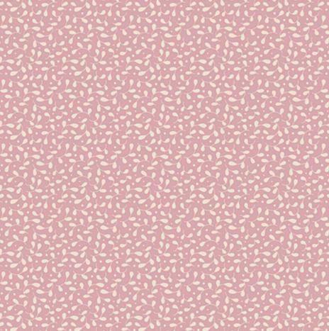 Leave Berries Pink – Apple Bloom by Tilda