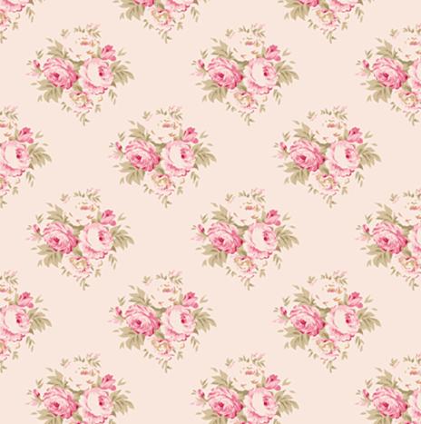 Lizzie Pink – Apple Bloom by Tilda