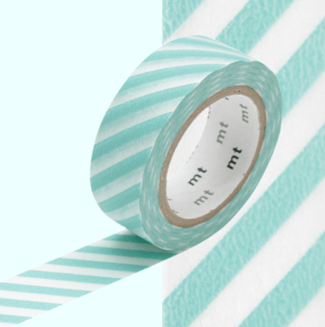 Mt – Stripe Mint