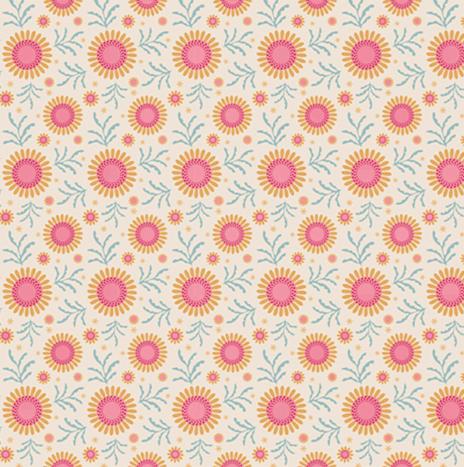 Sunflower Dove White – Spring Diaries by Tilda
