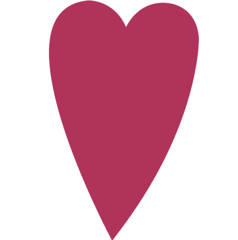Punch Heart 7,6cm