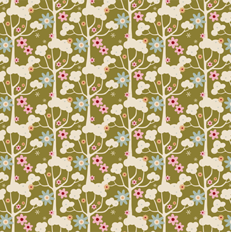 Wildgarden Green – Pardon my garden by Tilda