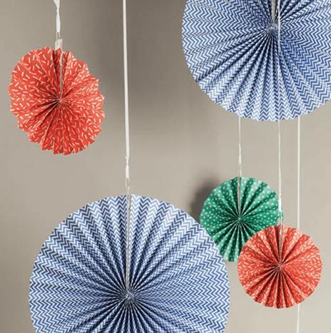 Paper Wheels – Set 3