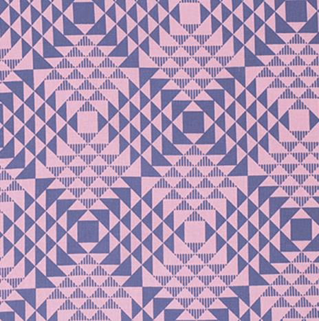 Joel Dewberry – Atrium – Pyramids Pink