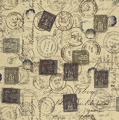 Tim Holtz – Eclectic Elements Correspondence