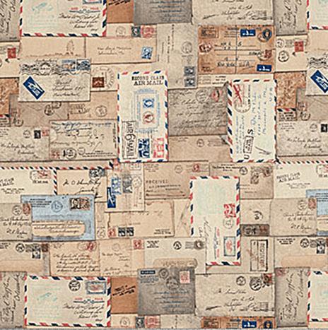 Tim Holtz – Correspondence Letter