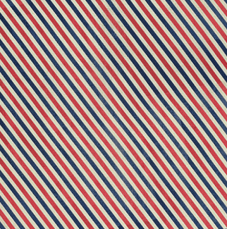 Tim Holtz – Correspondence Postal Stripes