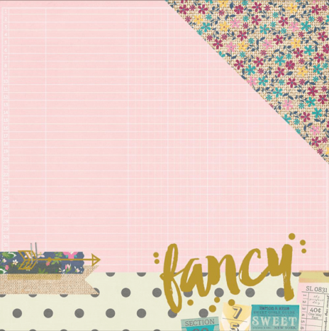 So Fancy –  Fancy by Simples Stories