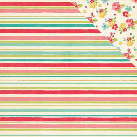 Hello Gorgeous – Sarah Paper Glitter