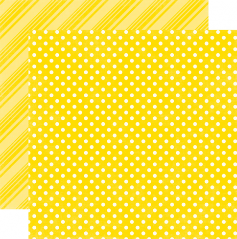 Cardstock Lemon