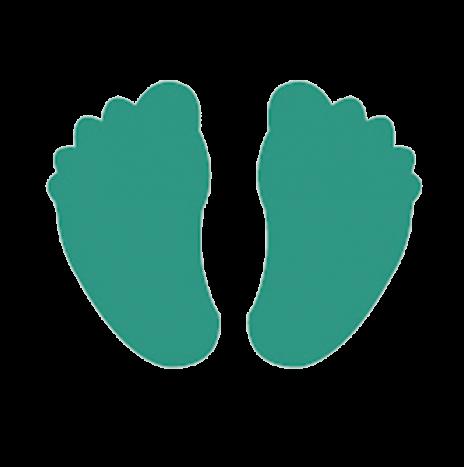 Punch – Feet 1,6cm