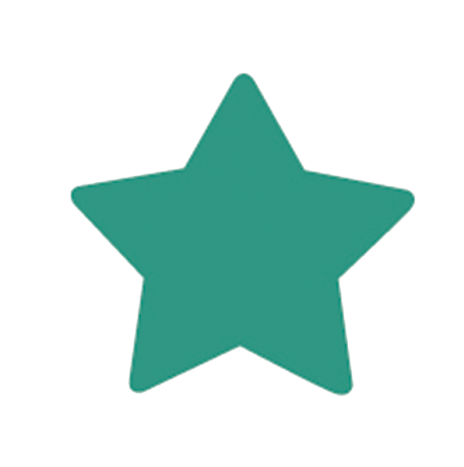 Punch – Star 1,6cm