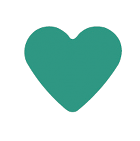 Punch – Heart 1,6cm