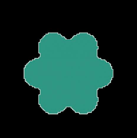 Punch – Flower 1,6cm