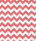 Small Chevron Rouge