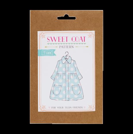 Tilda – Friends Pattern Sweet Coat