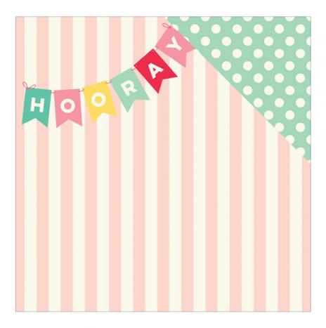 Hooray – Say Hooray Paper