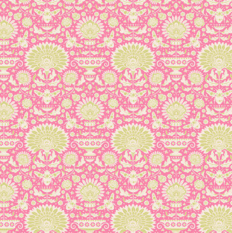 Garden Bees Pink – Bumblebee by Tilda