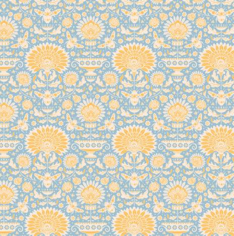 Garden Bees Blue – Bumblebee by Tilda