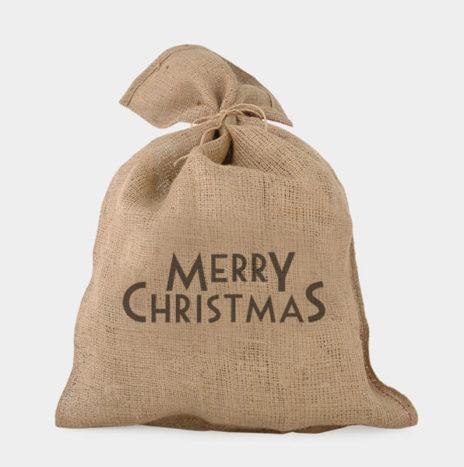 Sack – Merry Christmas