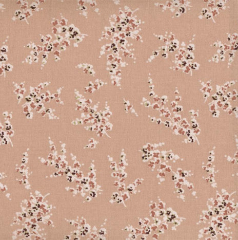 Oilcloth Wisteria Powder Rose