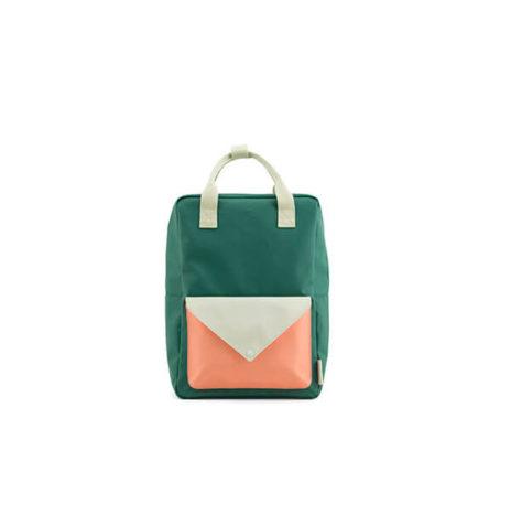 Mochila Envelope – Verde