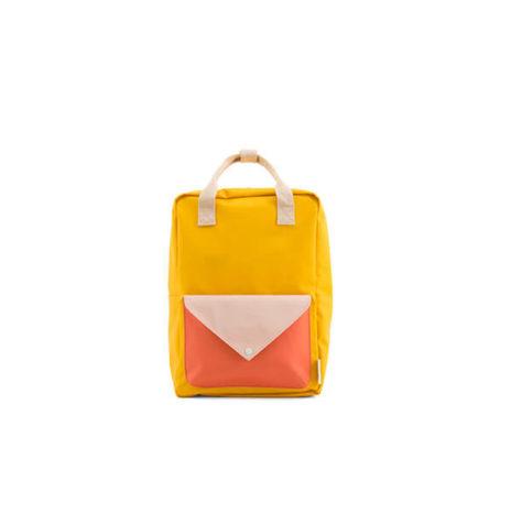 Mochila Envelope -Amarela